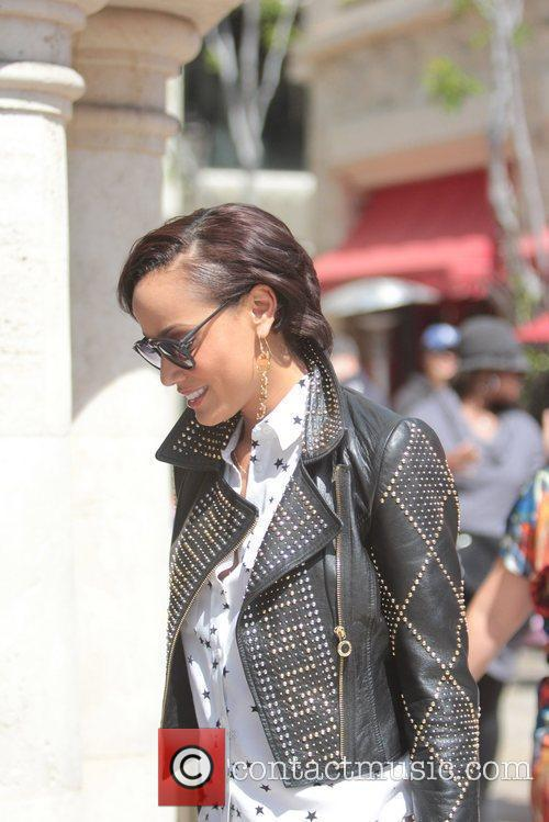 Selita Ebanks at The Grove to appear on...