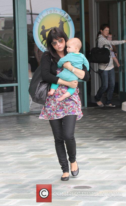 selma blair seen with her son arthur 5836248
