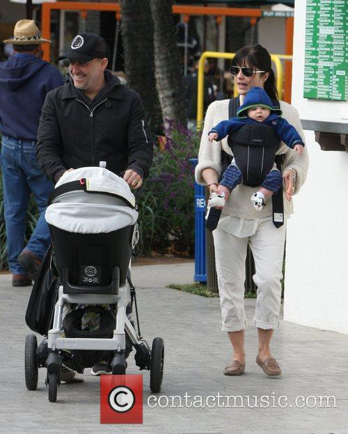 Selma Blair and Ahmet Zappa 8