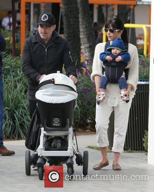 Selma Blair and Ahmet Zappa 4