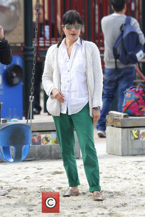 selma blair spends the day with her 5824891