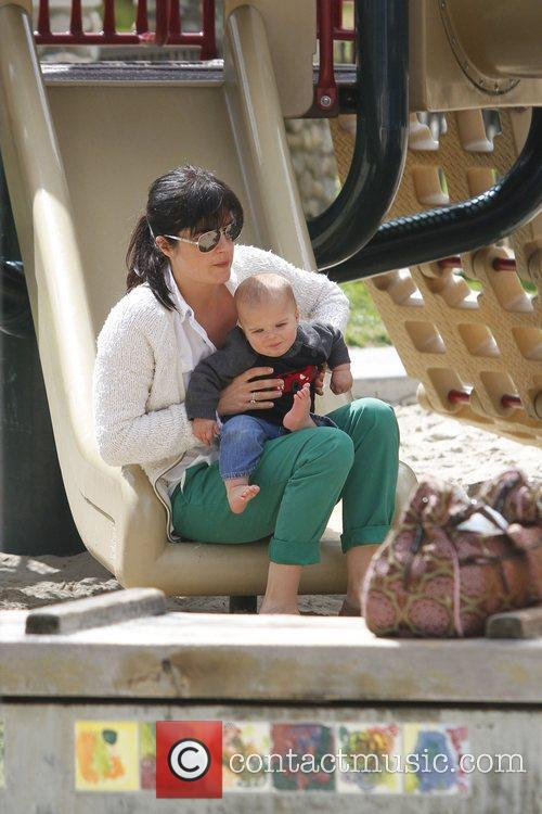 selma blair spends the day with her 5824900