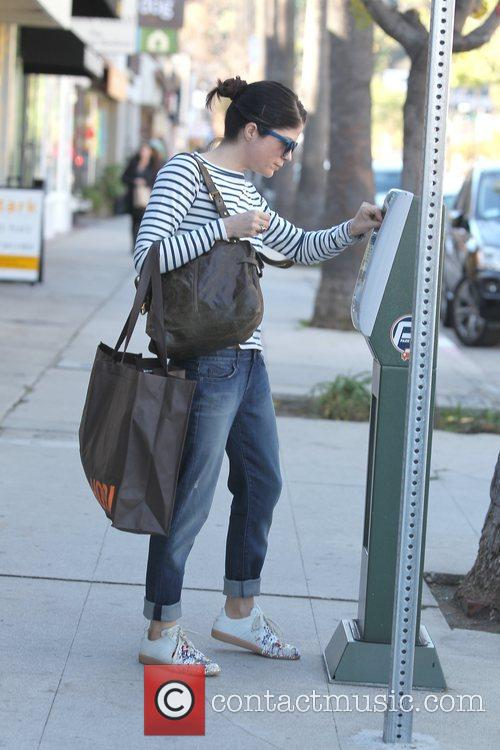 Selma Blair, Crossroads and Los Angeles 7