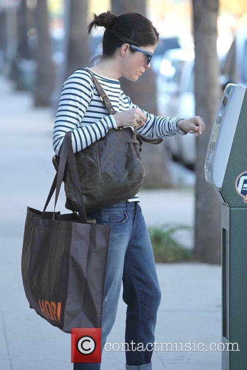 Selma Blair, Crossroads and Los Angeles 9