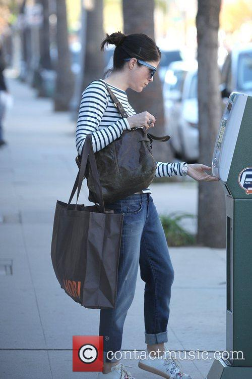 Selma Blair, Crossroads and Los Angeles 5