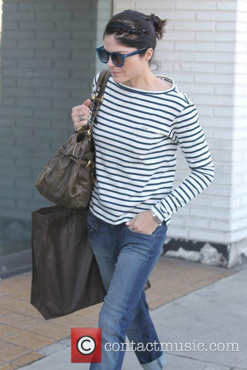 Selma Blair, Crossroads and Los Angeles 4