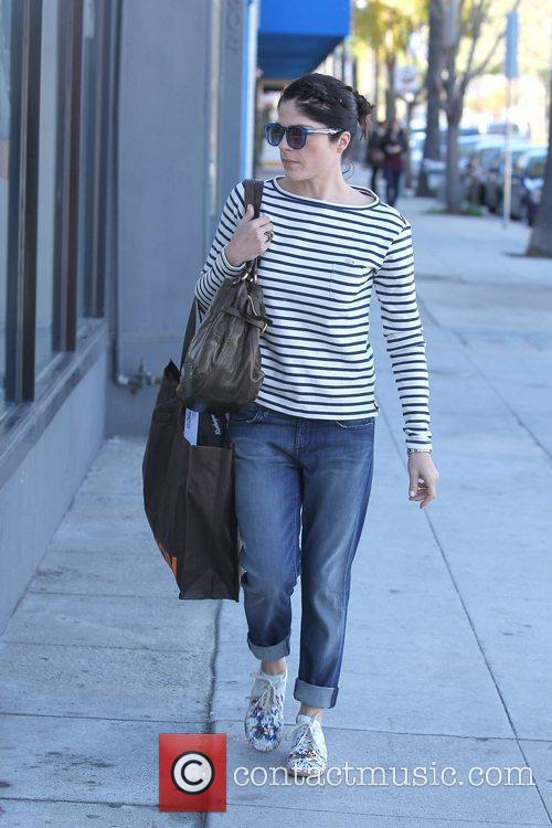 Selma Blair, Crossroads and Los Angeles 10