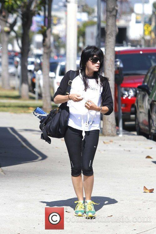 selma blair is seen heading to the 5848967