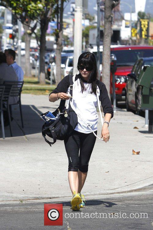 selma blair is seen heading to the 5848968