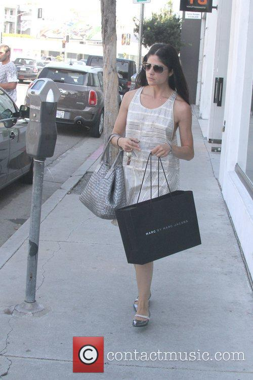 Selma Blair, Marc, Marc Jacobs and Beverly Hills 4