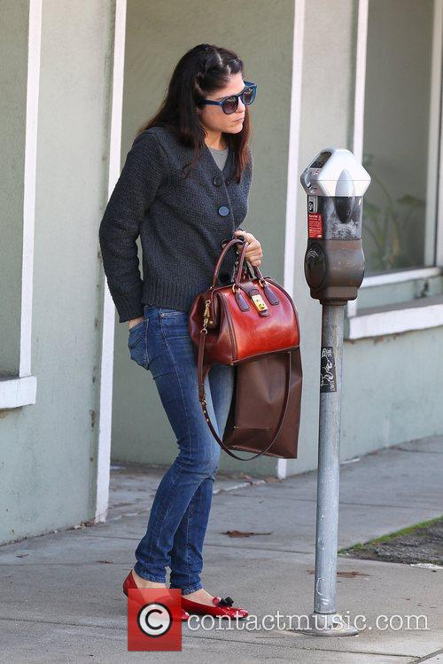 selma blair shopping on melrose and beverly 5961933