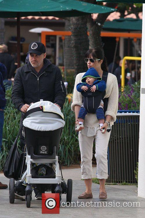 Selma Blair and Ahmet Zappa 11