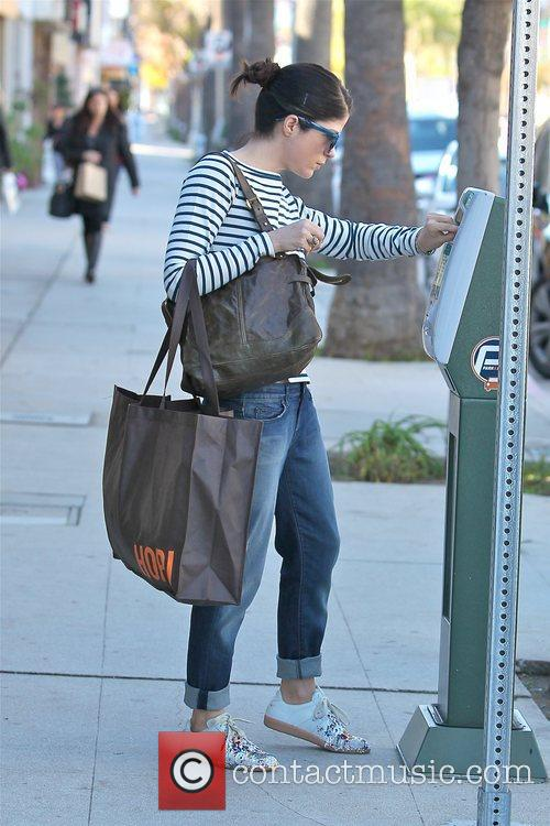Selma Blair, Crossroads and Los Angeles 12