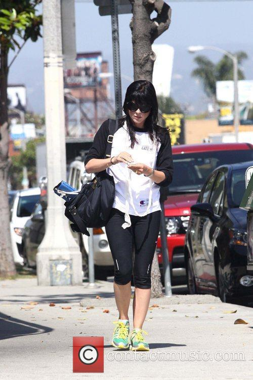 selma blair is seen heading to the 5848994