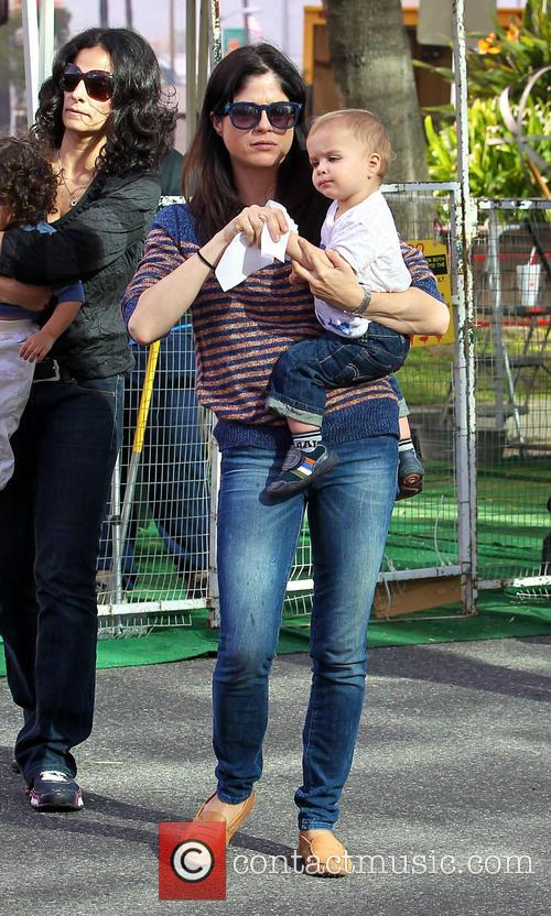 Selma Blair, Arthur, Farmers Market and Studio City 6