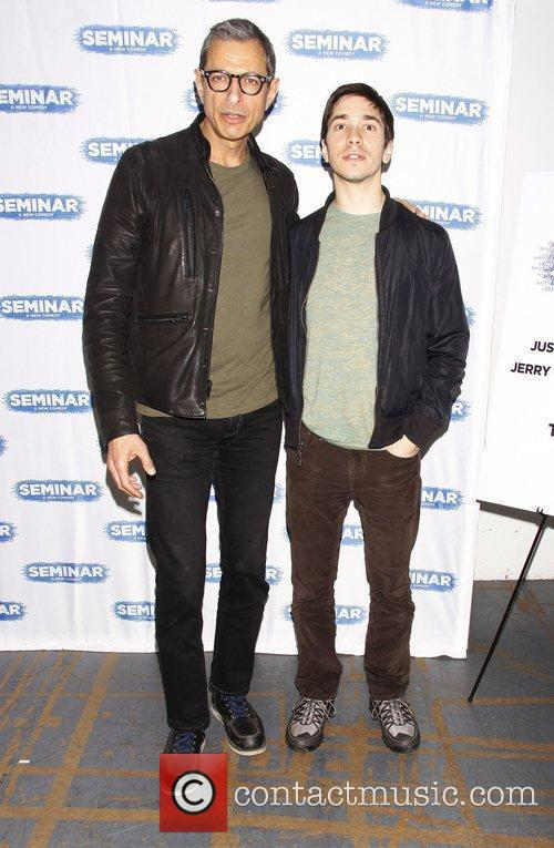 Jeff Goldblum and Justin Long 2