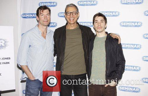 Jeff Goldblum and Justin Long 5
