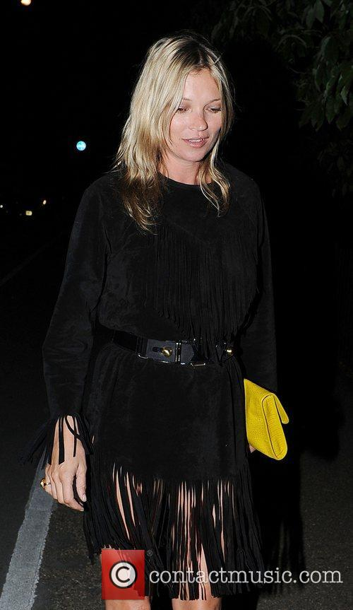 Kate Moss and Serpentine Gallery 8