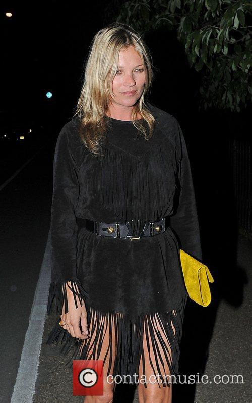 Kate Moss and Serpentine Gallery 11