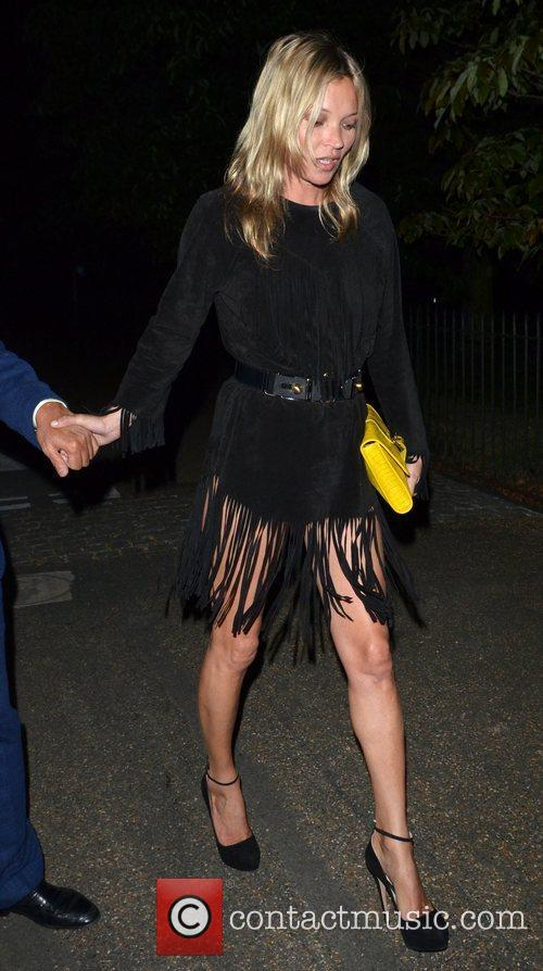 Kate Moss and Serpentine Gallery 2