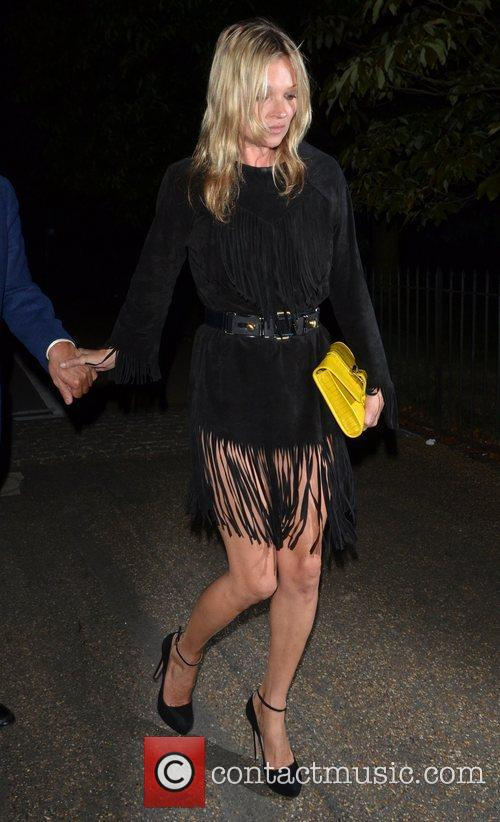 Kate Moss and Serpentine Gallery 6