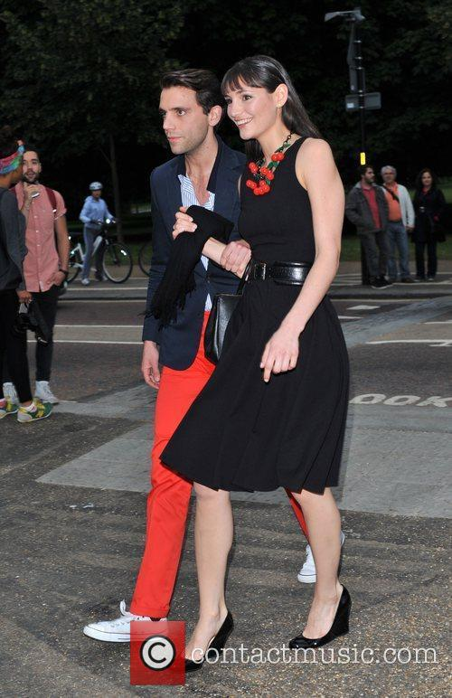 Mika and Serpentine Gallery