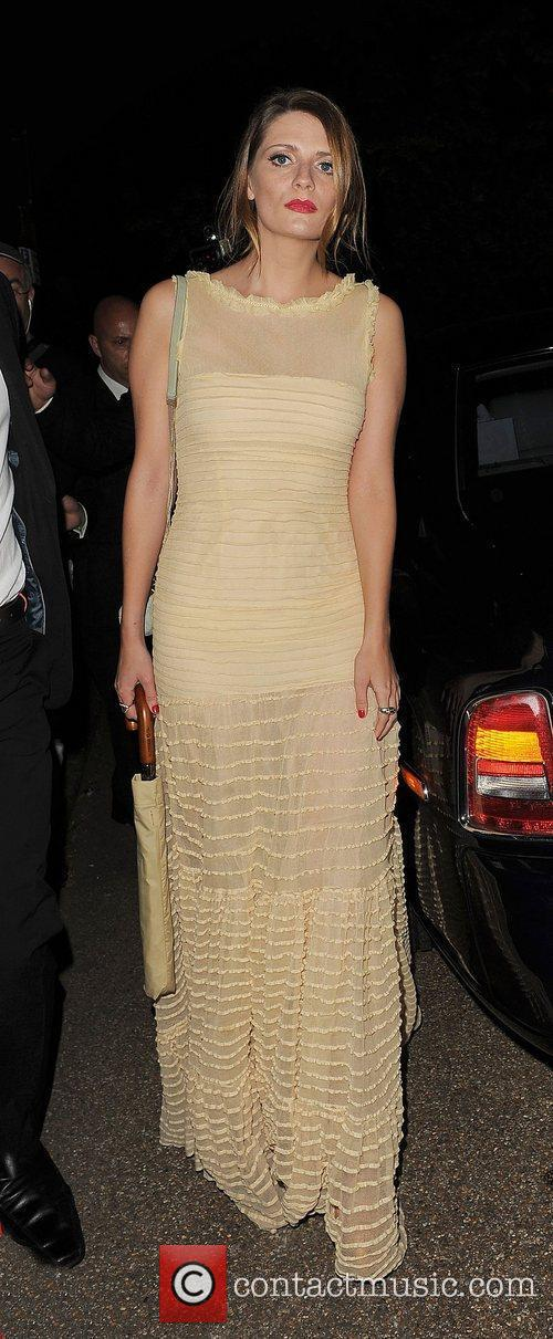 Mischa Barton and Serpentine Gallery 14