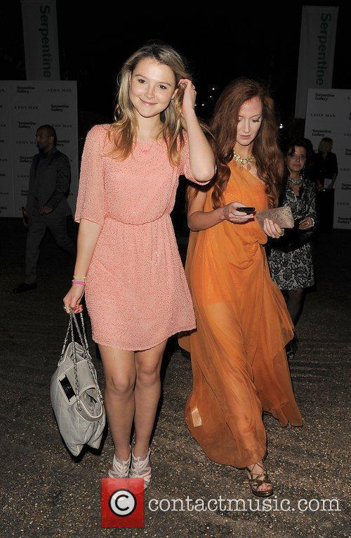 The Serpentine Gallery Summer Party held in Hyde...