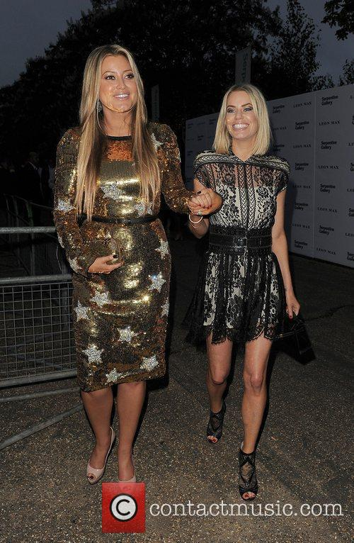 Holly Valance and Serpentine Gallery 9
