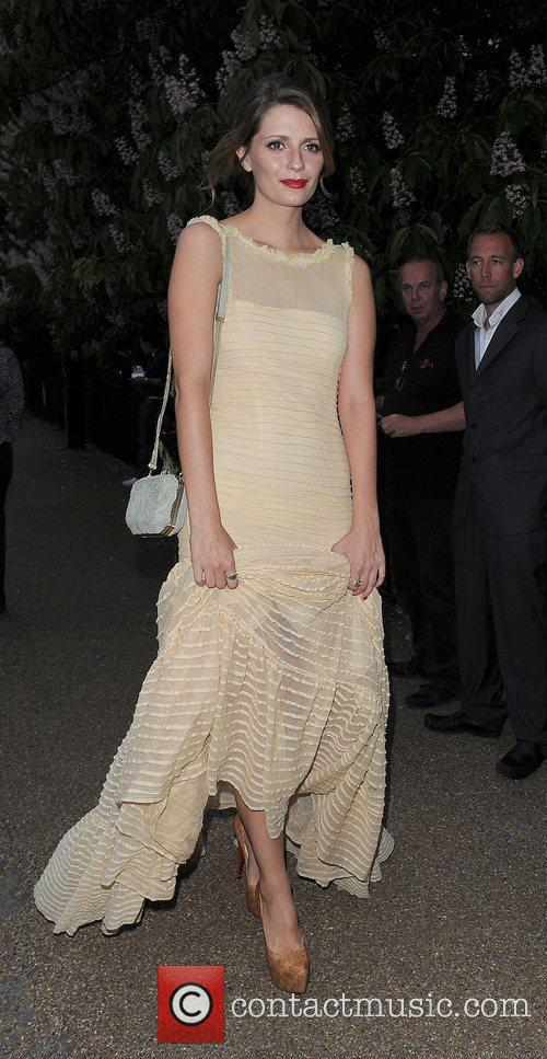 Mischa Barton and Serpentine Gallery 23