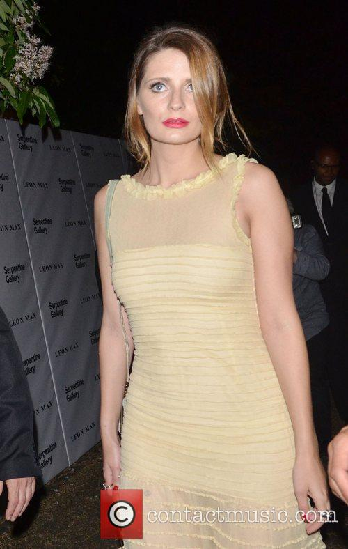 Mischa Barton and Serpentine Gallery 25