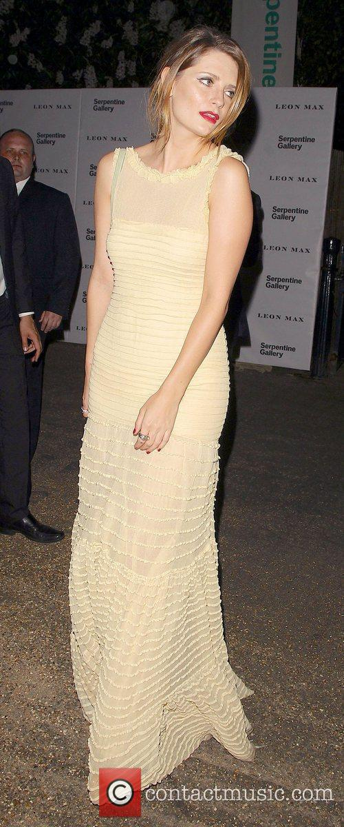 Mischa Barton and Serpentine Gallery 31