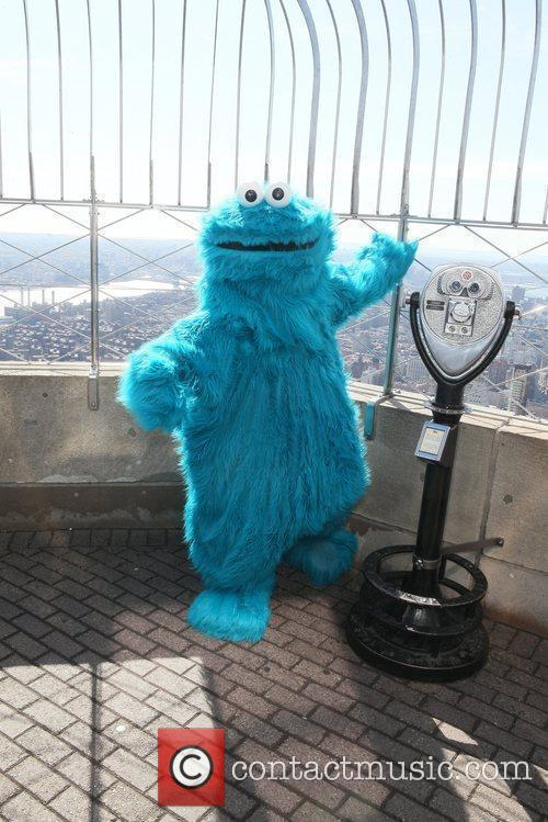Cookie Monster and Madison Square Garden 2