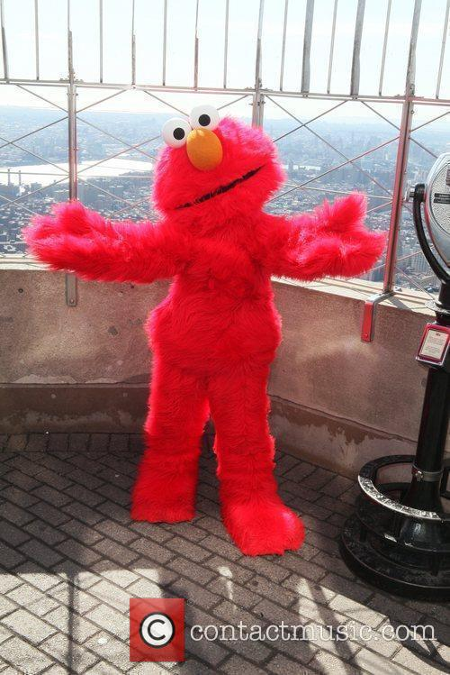 Elmo and Madison Square Garden 2