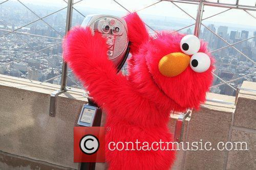 Elmo and Madison Square Garden 1