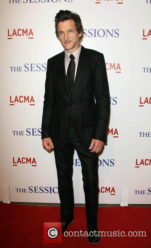John Hawkes Los Angeles Premiere of 'The Sessions',...