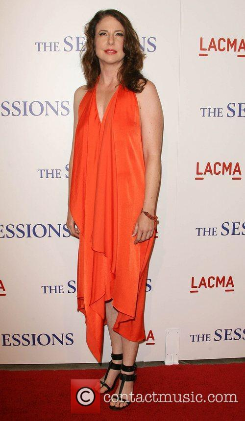 Robin Weigert Los Angeles Premiere of 'The Sessions',...