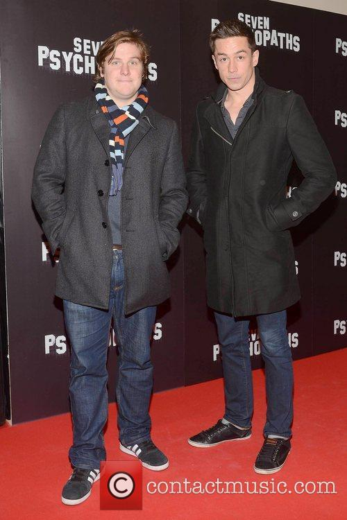 Peter Coonan and Killian Scott 2