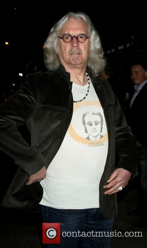 Billy Connolly The Cinema Society with Hugo Boss...
