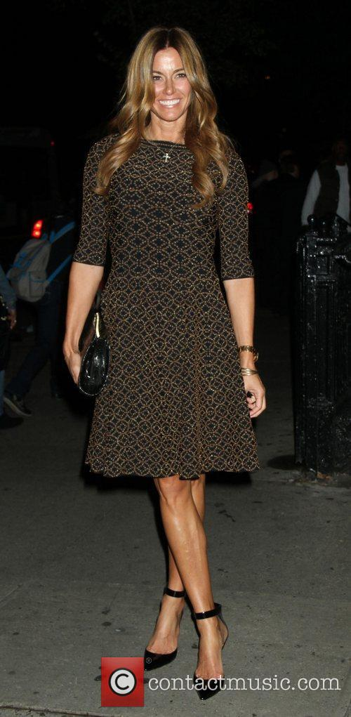 Kelly Bensimon The Cinema Society with Hugo Boss...
