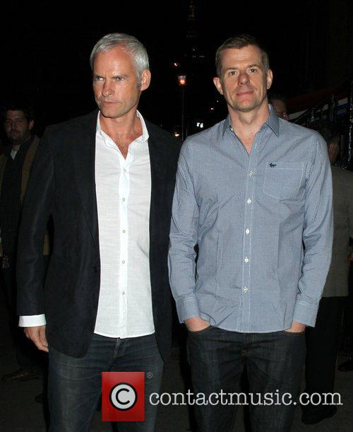Martin Mcdonagh and Graham Broadbent 2