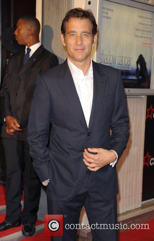 clive owen celebrities attend the premiere of 5892943