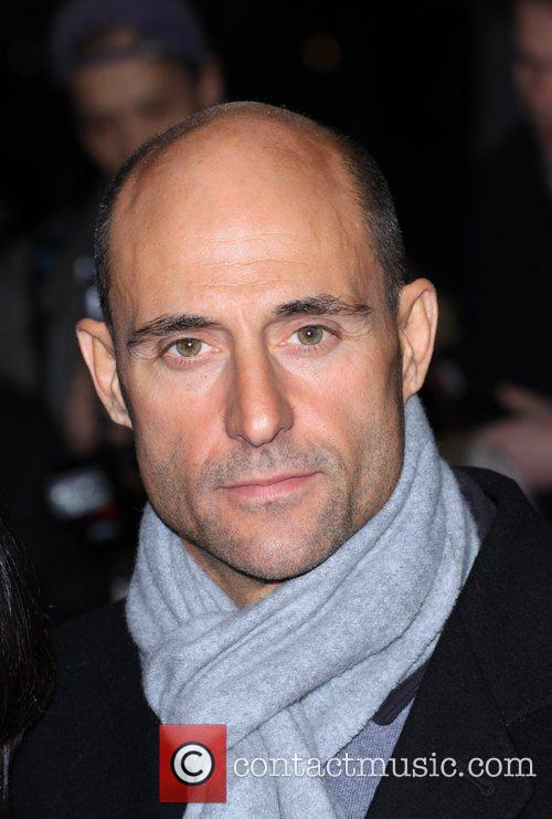 Mark Strong VIP Gala screening of Shame- Arrivals...
