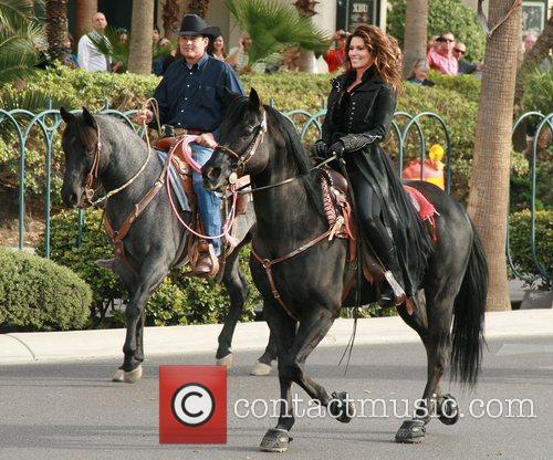 Country, Shania Twain, Las Vegas Strip, December, The Colosseum and Caesars Palace 11