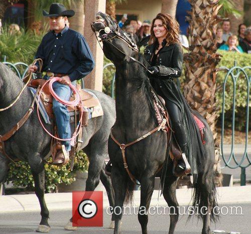 Country, Shania Twain, Las Vegas Strip, December, The Colosseum and Caesars Palace 10