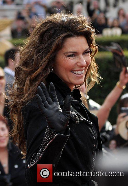 Country, Shania Twain, December, The Colosseum and Caesars Palace 23