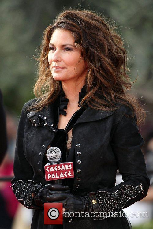 Country, Shania Twain, December, The Colosseum and Caesars Palace 13