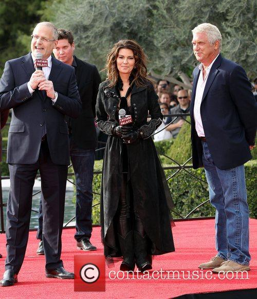 Country, Shania Twain, December, The Colosseum and Caesars Palace 10