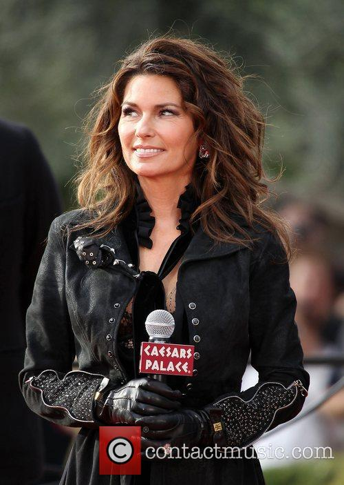 Country, Shania Twain, December, The Colosseum and Caesars Palace 11