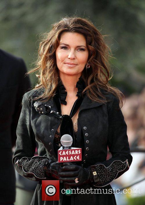 Country, Shania Twain, December, The Colosseum and Caesars Palace 19